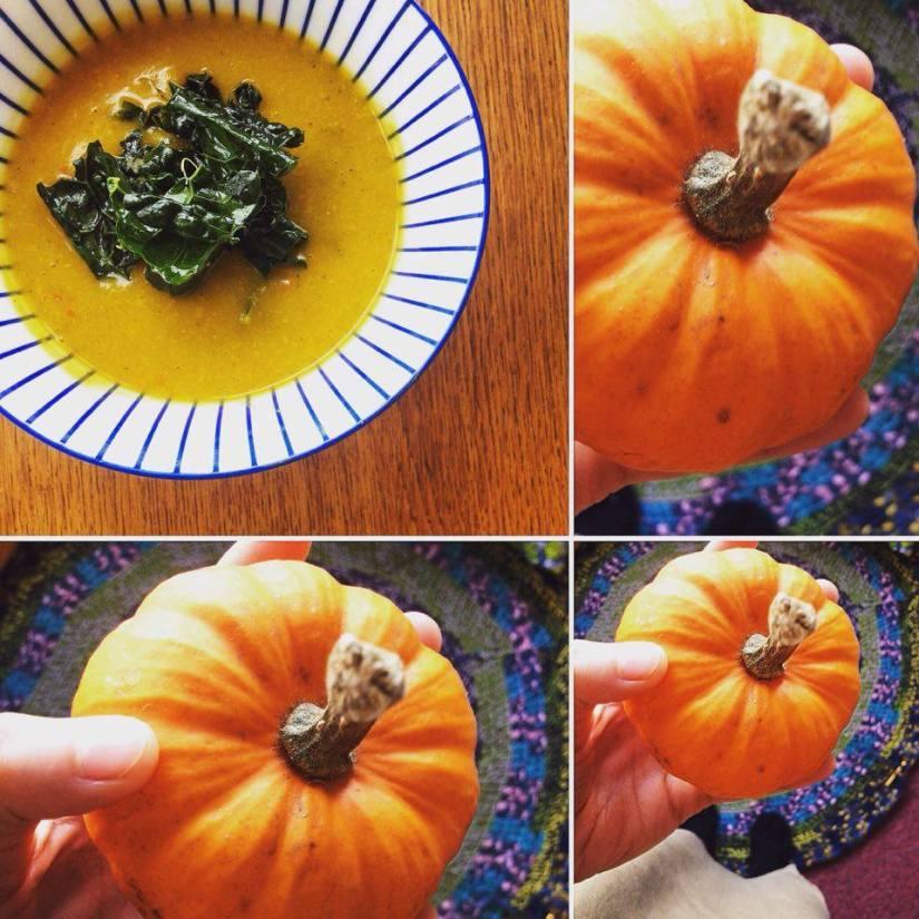 Fast & Delicious PumpkinSoup