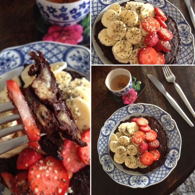 Abundance Pancakes
