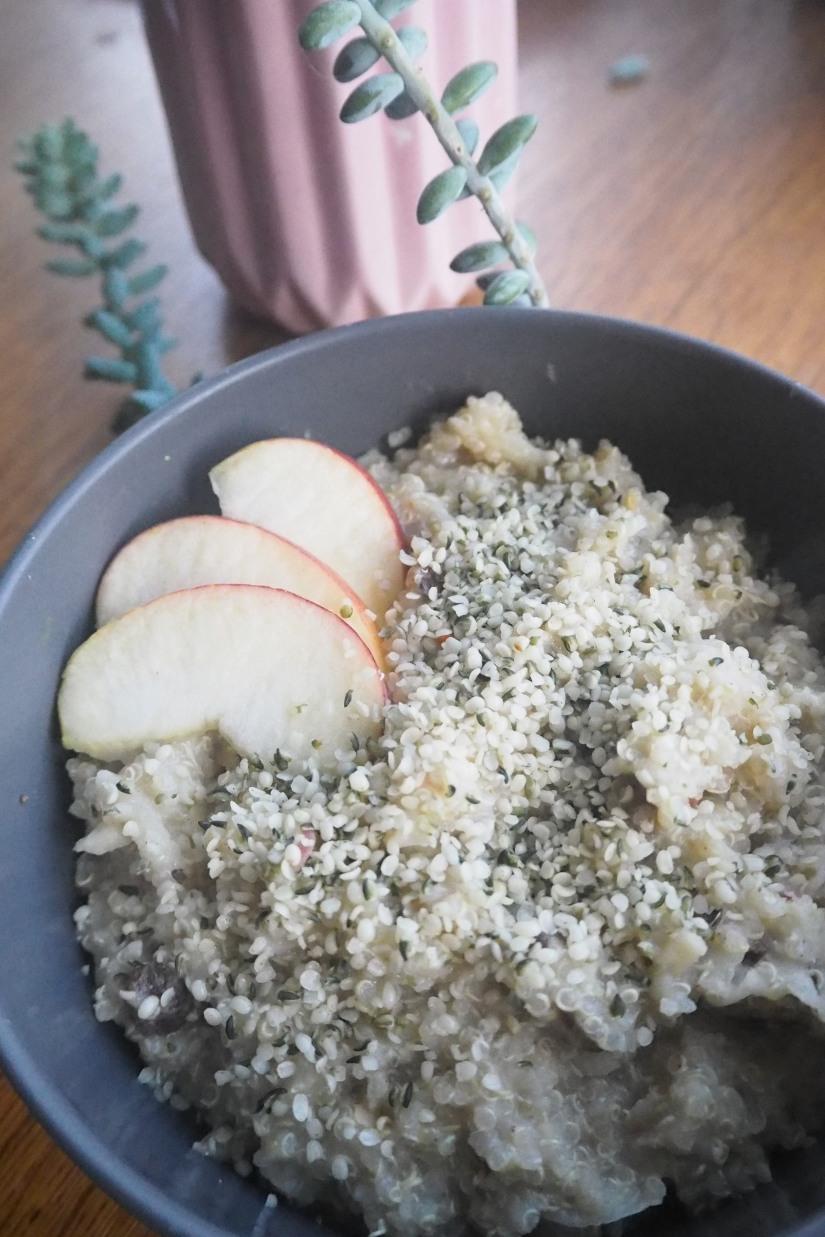 Moon day Porridge