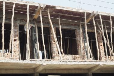 construction India style