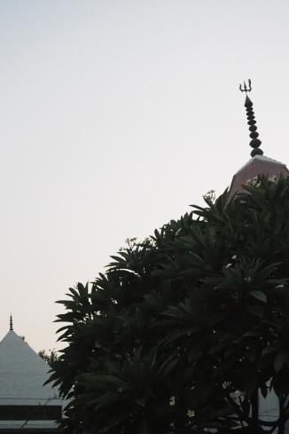 Ashram Temples