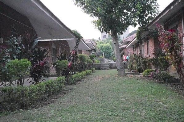 Ashram Grounds